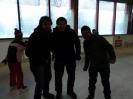 Eishallenbesuch im Januar